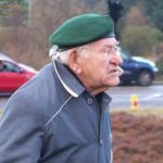 No9 Commando Veteran, Spean Bridge 2009