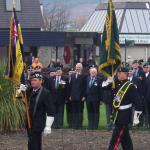 The Colour Party Marches Off, Fort William, 2009