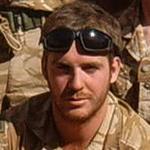 Marine Gary Wright