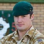 Corporal Liam Elms