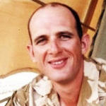 Marine Damian Jonathan Davies