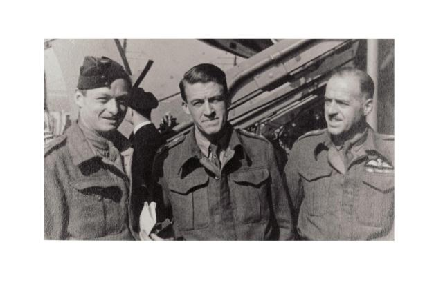 Lt T. Gordon Hemming and others n/k