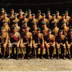 Commando Ord Squadron Coypool 1974
