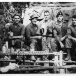 Fred Davies and others - 3 Cdo Bde OFP 1967