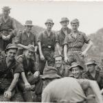 3 Cdo Bde Ordnance Field Park Jungle training in 1964