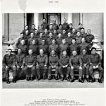No. 3 Commando Sergeants Mess 1942