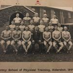 John Willis-Jones PTI, Aldershot 1944