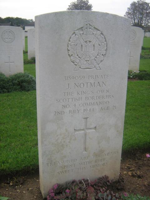 Private John Notman