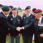 D.Day and Normandy battle ceremonies