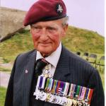 Major General Corran Purdon CBE MC CPM