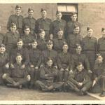 Mne Vincent Edwards and others, Lympstone Training Platoon