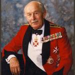 Colonel Donald Bayley Long MC, TD, KStJ, DL