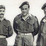 Antoni Kubalok 6 (Polish) Troop (left) and 2 others.