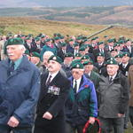 Remembrance Week at Fort William November 2006