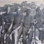 Unknown group with some from 43RM Commando