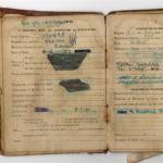 David Hudson's Army Paybook - 1