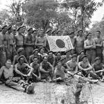 Sgt John Skipper No5 Commando and others in Burma