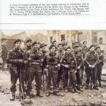 A group from No 3 Commando at Limehouse 1944