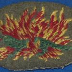 No. 1 Commando cloth insignia