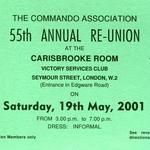 Commando Association 55th Annual Reunion
