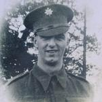 Gdsm. Thomas Brindle, April 1940 Pirbright.