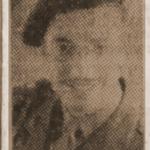 Second Lieutenant Frank Elms