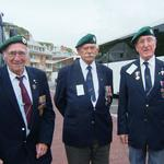 "Fred Selby, John Lewis and Fred Rice ""A"" Commando"