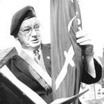 Cyril Snelson  No.7 Cdo., October 1986