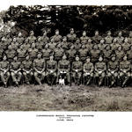 Instructors - Commando Basic Training Centre, June 1944.