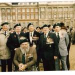 Remembrance Service at the Cenotaph 1985