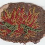 Salamander patch (2) of Arthur Horner - No.1 Cdo.