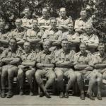 No.2 Commando Officers at Gibraltar 1943