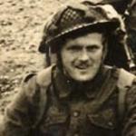 Troop Sergeant Major Vernon Coaker