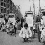 Hong Kong rickshaws