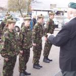 Cadet Inspection Fort William 2007 (3)