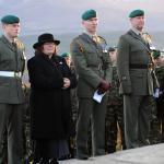 Service at the Commando Memorial, Spean Bridge - 24