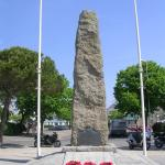The Memorial for the fallen of Operation Chariot, St Nazaire