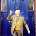 John Mavin, veteran of No.2 Cdo.  Lochnagar, Late 1990's