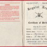Certificate of Service for David Nottingham