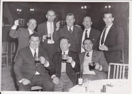 Bill Britnell, Arthur Chivers and others  1962