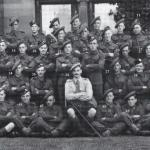 No.2 Commando 5 troop 1941 Nunfield House, Dumfries (numbered)