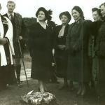 The Unveiling of the Commando Memorial 1952