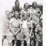 Special Boat Squadron, SAS Regt. group in Egypt