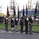 Service for Cpl Hunter VC (14)