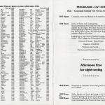 No.1 Commandos who have died 1946 -1995  ( surnames H - S )