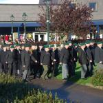 The March to the Memorial at Fort William (3)