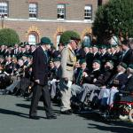 Commando Association Stand Down Parade and Drum Head Service 2005