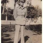 Private Augustus George Evans MM in Cyprus