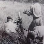 Mortar Troop 45 Cdo in Kenya 1962