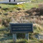 Commando Memorial Area of Remembrance